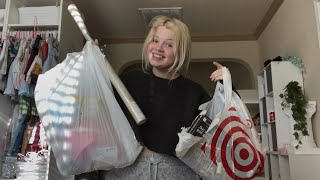 CHRISTMAS SHOPPING HAUL!! vlogmas day 6