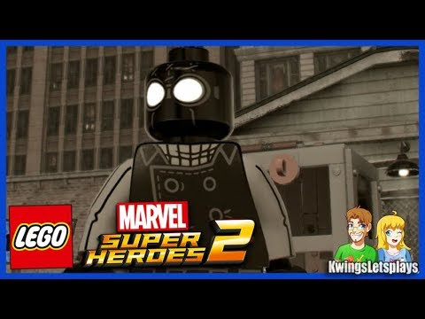 LEGO Marvel 2 Part 29 Manhattan Noir SPIDEY