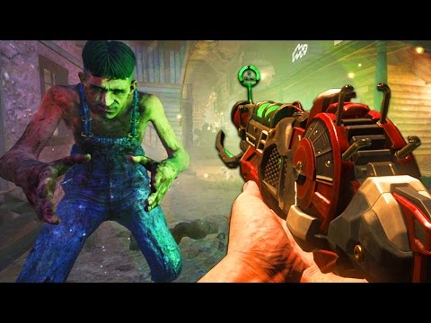 BURIED: EASTER EGG - MINED GAMES COMPLETION! (Call of Duty: Black Ops 2 Zombies)