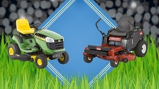 Cutting grass fast: A mower race | Consumer Reports thumbnail