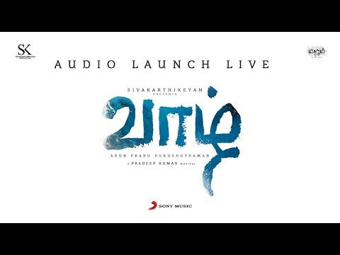 Vaazhl Audio Launch Live | Sivakarthikeyan | Arun Prabu Purushothaman | Pradeep Kumar