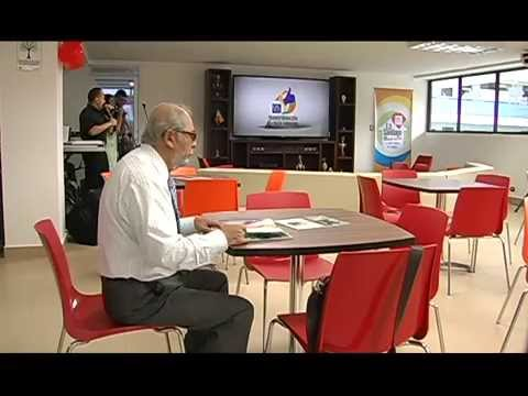 LA SANTIAGO ES:Inauguración sala de profesores campus pampalinda, Cali. 2014/B