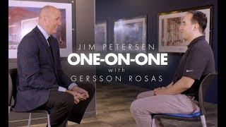 One-On-One   Gersson Rosas