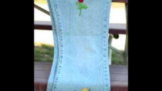 Embroidery Jeans Part 4