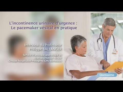 """urgence urinaire le """"pacemaker vésical"""", une solution à l"""