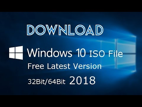 windows 10 free download 2018