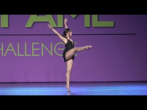 'Lay Your Head Down'  MARY LAMBERT - dancer Simone Cameresi