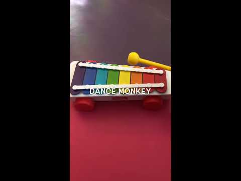 How To Play DANCE MONKEY (Tones And I) - Xylophone For Kids