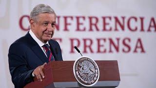 Regreso de general Cienfuegos no significa impunidad. Conferencia presidente AMLO