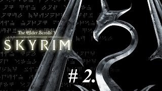 Прохождение The Elder Scrolls 5: Skyrim (#2).