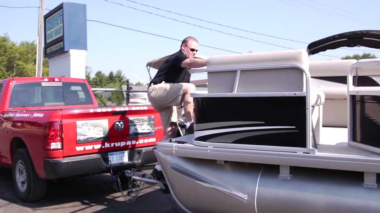 Krupa's Boat Mart : New and Used Pontoon, Fishing, and Sport