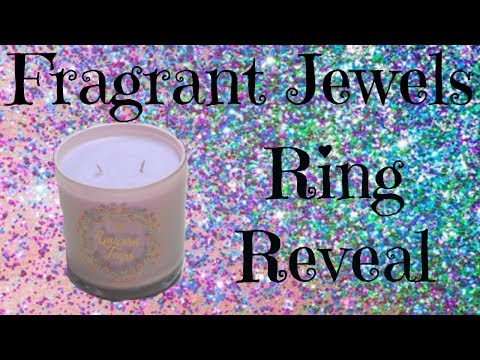 Fragrant Jewels Ring Reveal - Unicorn Tears Candle!
