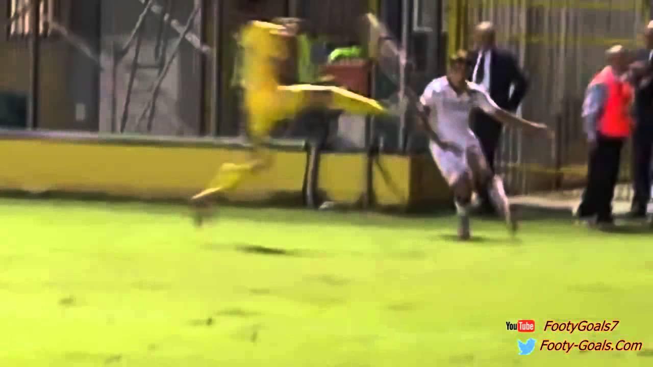 Fabio Quagliarella Goal   Frosinone vs FC Torino 1 1 Serie A 2015