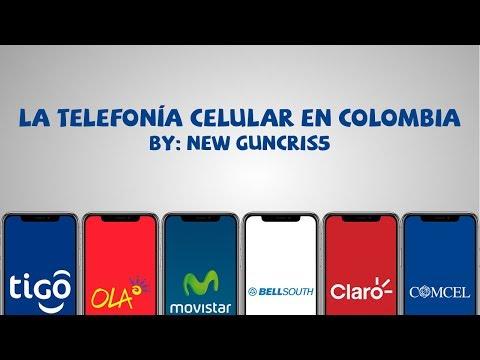 ¿Cuales Han Sido Los Operadores Celulares De Colombia? | La Telefonía Móvil En Colombia