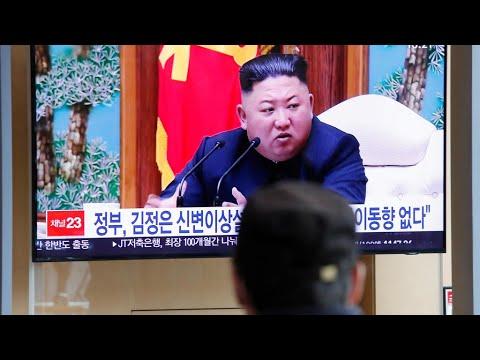 """Kim Jong-un est """"vivant et en bonne santé"""", selon Séoul"""