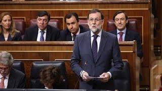 Rajoy ratifica su