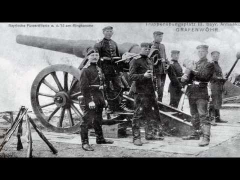 Grafenwoehr 100:  The 1st Shot