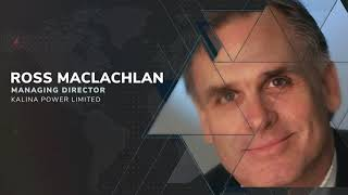 Investor Stream chats with: Kalina Power Limited Managing Director Ross MacLachlan (April 21, 2021)