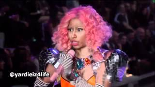 Nicki Minaj - Super Bass (Victoria's Secret Show 2011) (Live) thumbnail