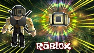 Novo Código de item do Roblox (IOI Helmet)