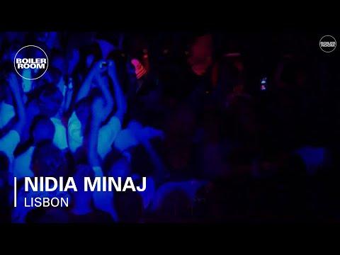 Nidia Minaj Boiler Room Lisbon DJ Set