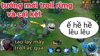 Troll Game - Tướng Mới Troll Rừng Sẽ NTN | Yo Game Troll Rừng