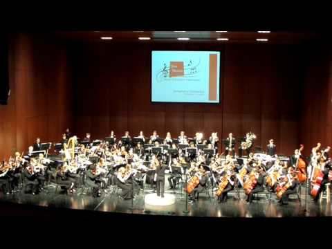 NMMEA All State Music Festival 2017  Symphony Orchestra Part 1