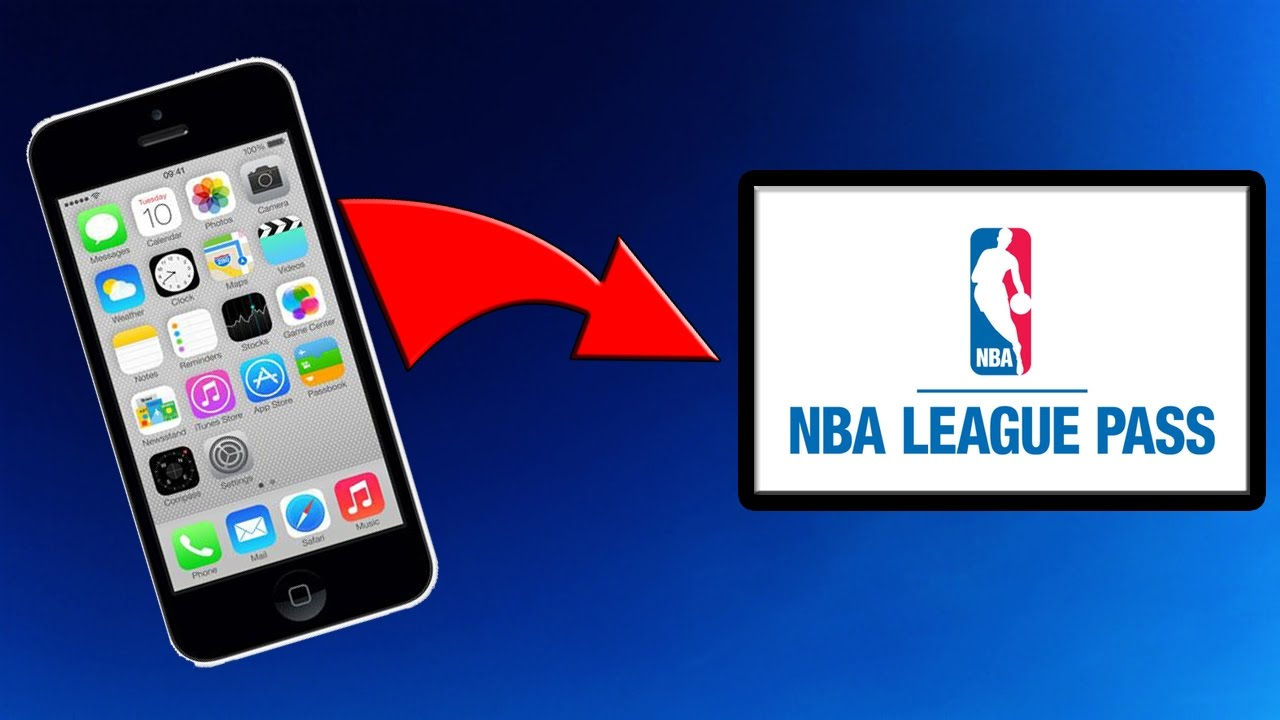 Watch NBA games on Apple devices
