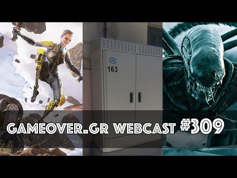 GameOver Webcast #309