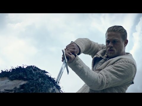 King Arthur: Legend of the Sword - Official Comic-Con Traile