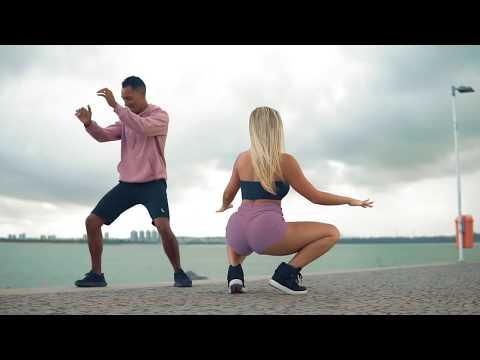 Léo Santana Anitta - Contatinho  KoringaDance  Ivan & Joyce Coreografia