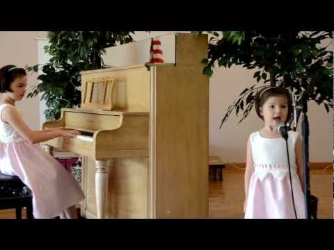 Sound of Music- Doe A Deer by Nola at 3 yrs old