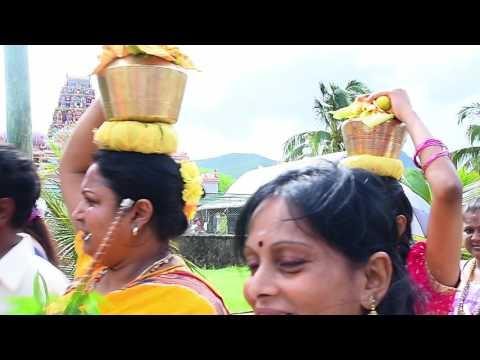 Cavade & Thimeedee At Shri Madhur Kannanoor marriamman Thirukkovil