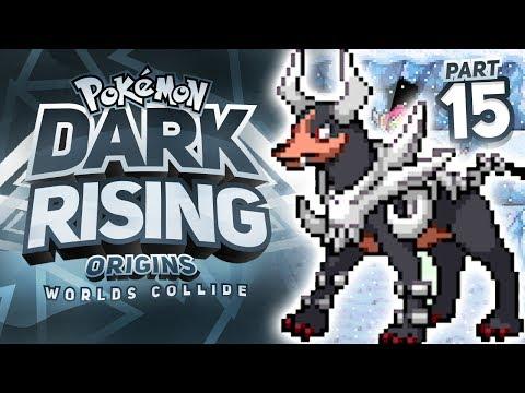 MEGA-EVOLVING - Pokémon Dark Rising Worlds Collide Nuzlocke Episode 15!