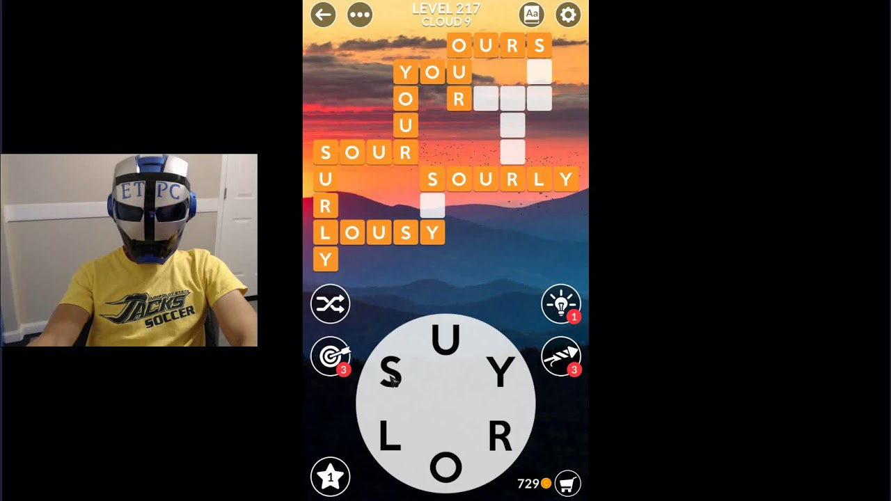 wordscapes level 217 youtube