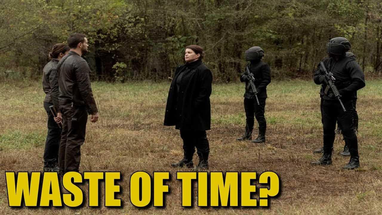 Download The Walking Dead World Beyond Season 1 Breakdown & Discussion - Was TWD WB Season 1 A Waste Of Time?