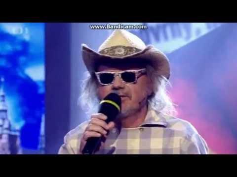 Ondřej Hejma & Malina Brothers - Sametová - Zpívá celá rodina (10.10.2015)