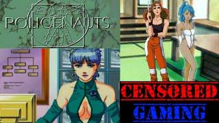 Policenauts Censorship - Censored Gaming