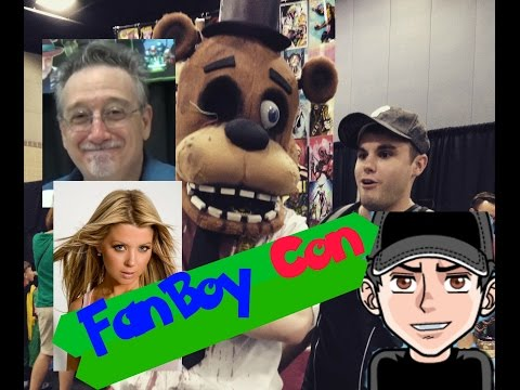boy Con 2015 Featuring Tara Reid, Michelan Sisti, Christopher Judge, and Many More  RobaFett