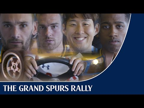 The Grand Spurs Rally - Lloris, Janssen, Son and Walker-Peters