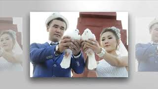 Свадьба Баткен Канатбек&Савлина
