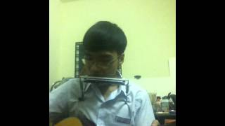 Công chúa bong bóng Harmonica & Guitar