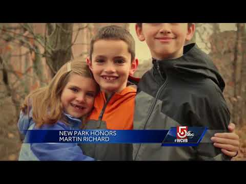 Ground broken on park dedicated to Martin Richard