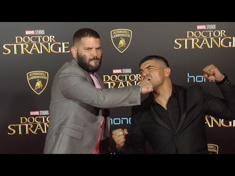 "Guillermo Diaz ""Doctor Strange"" World Premiere Red Carpet"