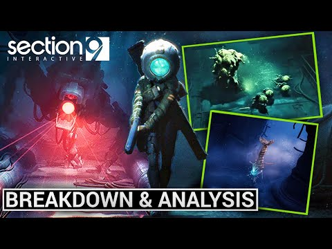 Mysterious New Game from Ex-Little Nightmares Devs - Section 9 Analyzed |