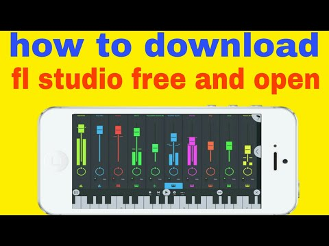 How To Download Fl Studio Free And Open In Android 2019