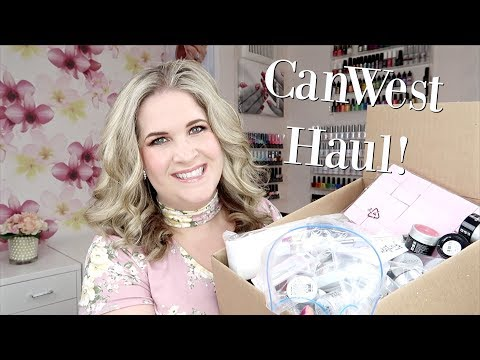 CanWest Nail Supplies Haul! | Ugly Duckling, Magic Gel, Fuzion, EnVouge and MORE!