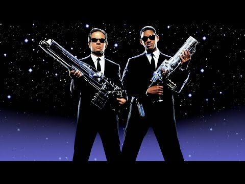 Men in Black - Trailer Deutsch 1080p HD