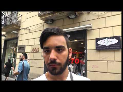 Napoli - L'Italia torna a casa e morte di Ciro Esposito, i napoletani -live- (25.06.14)