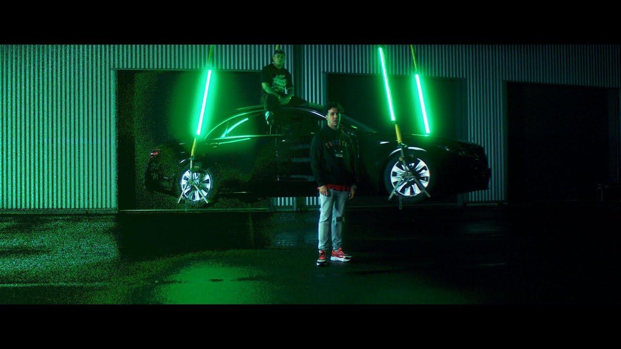 "Ufo361 feat. Luciano – ""Gib Gas"" 🌊🌊🌊 #1"